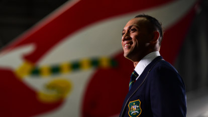 'Still pinching myself': why selection means the world to Lealiifano