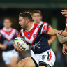 NRL Qualifying Final 2019 live: Roosters smash Souths to book prelim berth