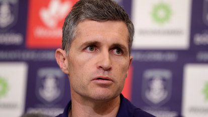 'Balanced football': New Freo coach wants new habits, game style in 2020