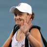 Back to normal? Barty endures two-day flight in return to travel circuit