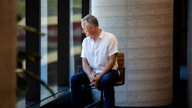 Nine chief executive Hugh Marks announced his resignation on Saturday.