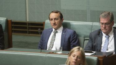 Liberal MP Dave Sharma.