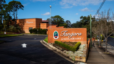 Tangara school has been closed after a cluster was detected there.