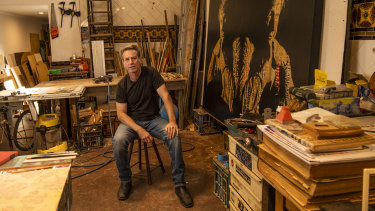 James Powditch's latest exhibition has been pushed back until September.