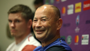 Rugby Australia should have approached Eddie Jones for the Wallabies job to at least say they tried.