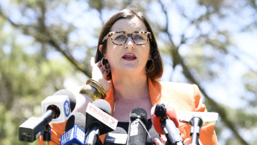 NSW Education Minister Sarah Mitchell said the system needed to shoulder the burden to get students to meet benchmarks.