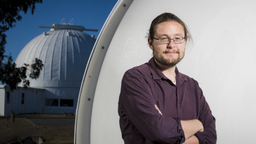 Dr Brad Tucker has praised the Australian Space Agency.