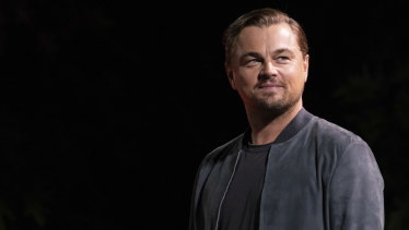 """Leonardo DiCaprio was shamed as """"the Great Fatsby"""", he's since gotten heavily into """"sculpting""""."""