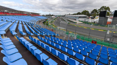 The Melbourne Grand Prix was recently cancelled due to COVID-19 pandemic.