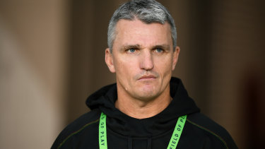 Penrith's Ivan Cleary will be on leave for a month.