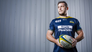 Connal McInerney is on the cusp of signing his first full-time deal with the ACT Brumbies.