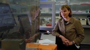 Lead author Associate Professor Heather Gidding.