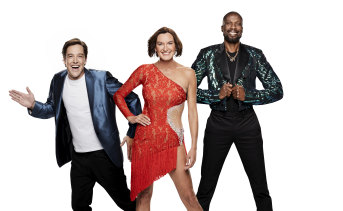 Samuel Johnson, Cassandra Thorburn and Sir Curtly Ambrose will star on this year's Dancing With the Stars.