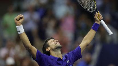 The final challenge awaiting world-beating Novak Djokovic