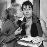 Guy Pearce and Annie Jones.