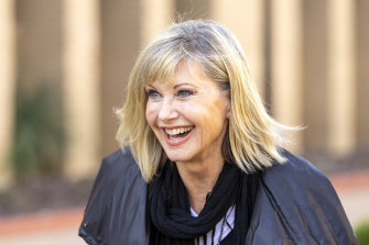 Olivia Newton John Receives High Honour From British Government