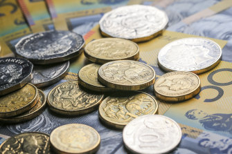 The Australian dollar jumped to a three-year high this morning.