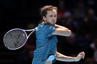 Can Daniil Medvedev challenge tennis' big three?