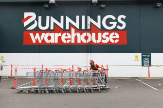 Bunnings owner Wesfarmers has surprised shareholders with a $2.3 billion return of capital.