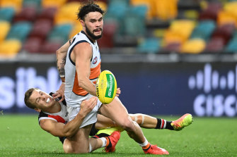 Carlton have lodged paperwork for Zac Williams.