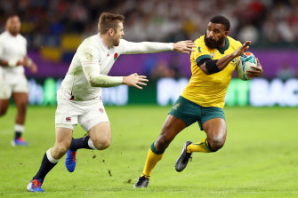 The Wallabies won't be part of any discussions when it comes to Rugby Australia selling parts of the game.