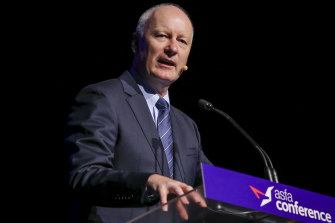 Woodside chairman Richard Goyder was upstaged by an extraordinary vote at the energy giant's AGM this week.