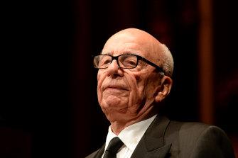 Rupert Murdoch is giving up his bonus.