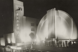 The theatre was opened in 1939.