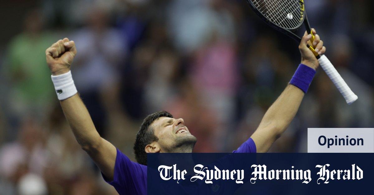 The final challenge awaiting world-beating Novak Djokovic - Sydney Morning Herald