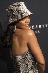 Rihanna can wear a bucket hat like no other.
