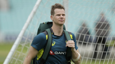 England have been unable to dismiss Steve Smith cheaply all series long.