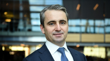 Commonwealth Bank of Australia CEO Matt Comyn.