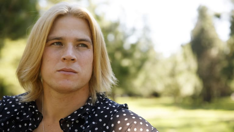 'Only concerned with image': Hannah Mouncey hit out against the AFL.