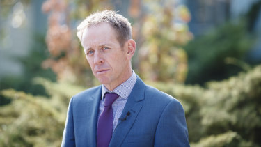 ACT Greens leader Shane Rattenbury ordered the review in January this year.