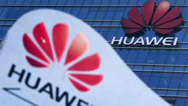 "Huawei is closing its research and development centre in Burwood, blaming the ""current negative environment""."