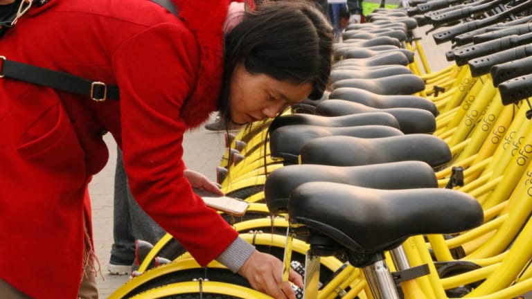 Share bikes reinvigorated Beijing's love affair with pedal power.