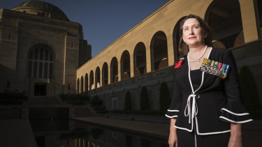 Retired colonel Susan Neuhaus will deliver the dawn service address this year.