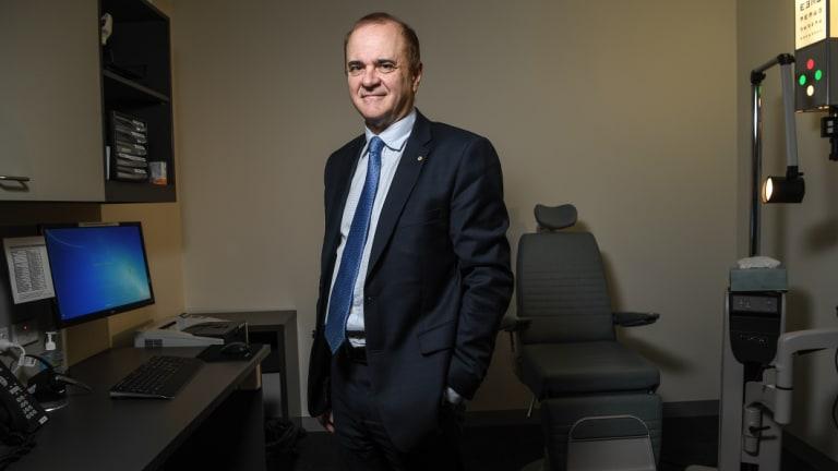 Australian Medical Association head Julian Rait says gag orders on doctors are undermining patient care.