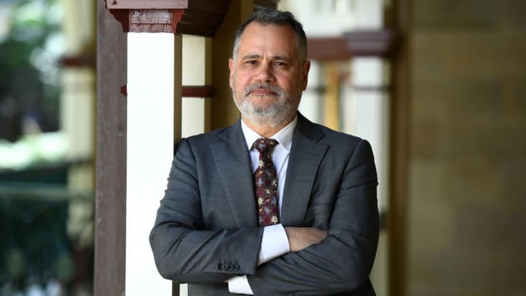 Greg Chemello is confident of turning around the fortunes of troubled Ipswich City Council.