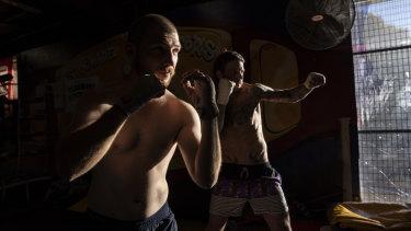 Ben Dencio and Beau Hartas will both be fighting on Friday night.