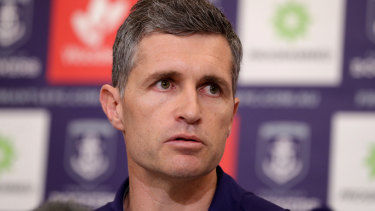 The sooner new Fremantle coach Justin Longmuir knows where Tim Kelly is playing in 2020, the quicker he can get on to planning his game strategy for next season.