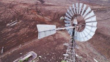 Areas around Merriwa in the Upper Hunter remain very dry despite better rainfall across much of NSW.
