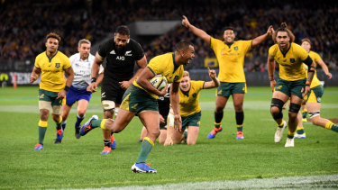 The result will surely give the Wallabies confidence ahead of some more massive fixtures on the horizon.