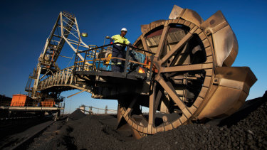 BHP is taking a tougher stance on carbon emissions caused by the users of its products.