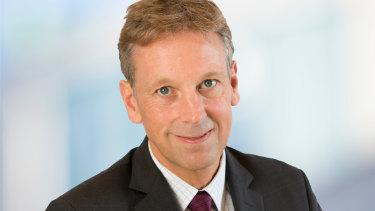 Jakob Stausholm, Rio Tinto's new chief executive.