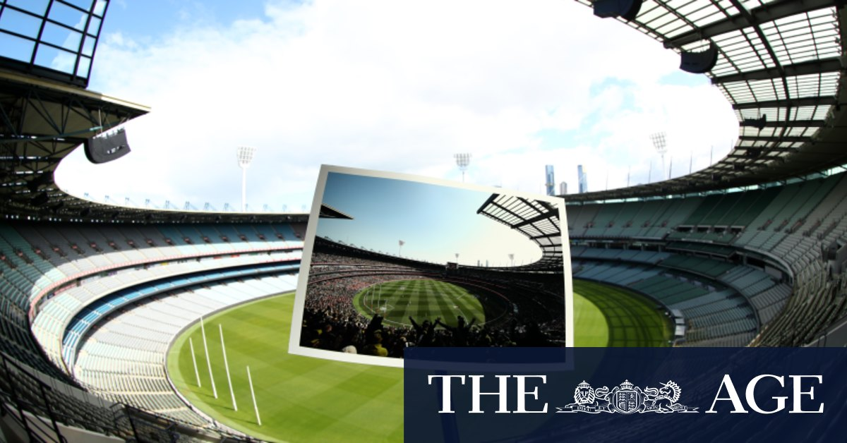 That strange feeling of a city missing its grand final vibe – The Age