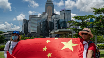 'The end of the Hong Kong the world knew'