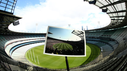 AFL watching overseas vaccination plans for crowds