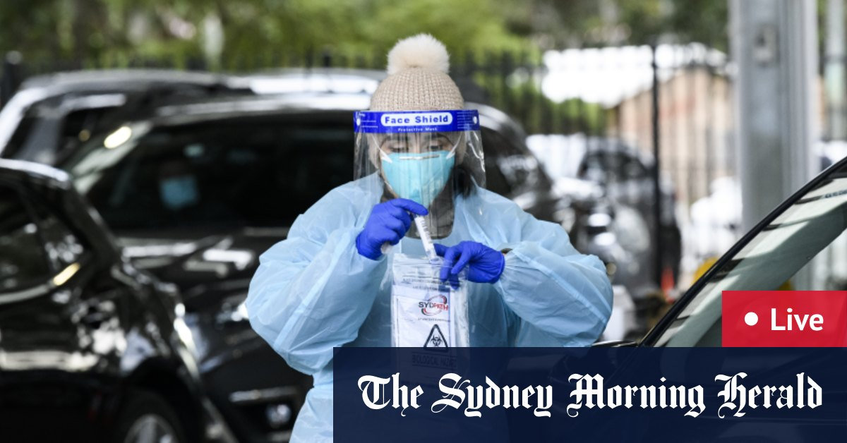 Australia news LIVE: Victoria records four new local COVID-19 cases; NSW, Queensland cases continue to grow
