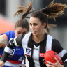 For AFLW players seeking a fair return, right now it's just not cricket